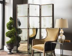 oversized mirrors make any space look larger interior design ideas