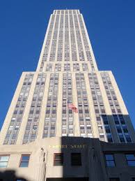 360 Square Feet In Meters Empire State Building New York It Has A Roof Height Of 1 250