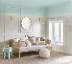 one of 12 valspar 2017 colors of the year dreamy sky blue