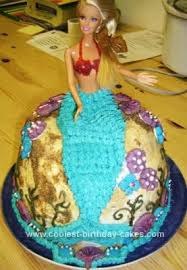 mermaid birthday cake coolest ariel and other mermaids cakes