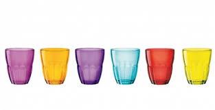 bicchieri colorati bormioli ho re ca by vetrerie dalle vedove prodotti
