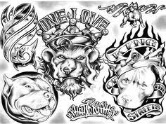 chicano tattoo designs tattoovoorbeeld k pinterest chicano