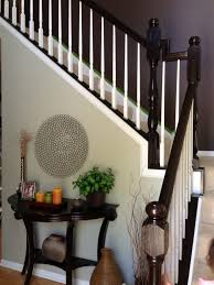 Staining Stair Banister My Honey Oak Stairs After General Finishes Java Gel Stain And