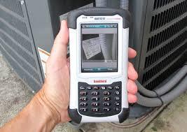 rugged handheld pc rugged pc review handhelds and pdas handheld nautiz x7