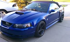 2003 Black Mustang 2003 Ford Mustang Convertible In Progress Hidplanet The