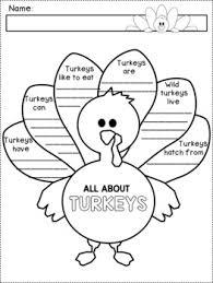 thanksgiving writing prompts 1st grade 2nd grade 3rd grade