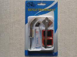 colle chambre à air kit complet réparation chambre a air vélo rustines colle clé ebay