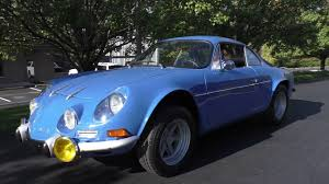 renault cars 1965 1965 alpine renault a110 dinalpin idle youtube