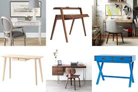 small space solutions 15 low profile desks to suit every style