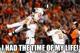 Dirty Dancing Meme - orioles dirty dancing memes quickmeme