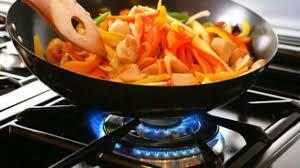 cuisine au gaz aménagement cuisine la cuisson au gaz nouvelles gazinières