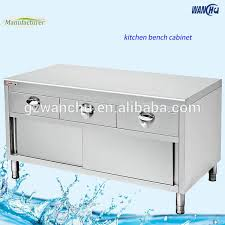 Kitchen Stainless Steel Storage Cabinet With Drawers In Singapore - Stainless steel kitchen storage cabinets