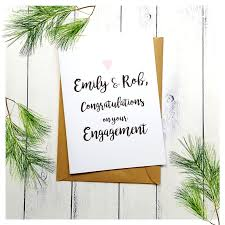 Congratulations On Engagement Card Congratulations On Your Engagement Card