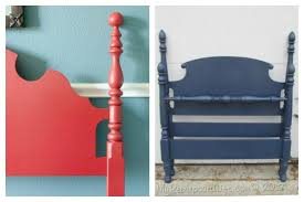 painted headboard 9 simple and easy bed makeovers and hacks