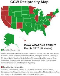 pa carry permit reciprocity map fivec links