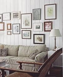 Striped Sofas Living Room Furniture Striped Sofa Cottage Living Room