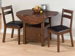home decor uncategorized round space saving dining table