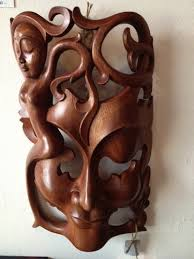 33 best wall images on tree carving carved wood