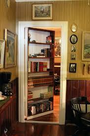 Plans For Bookcase Diy Secret Bookshelf Door Plans For Hidden Bookcase Door Build