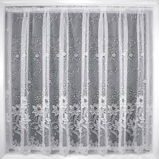 Lace Curtain Modern White Sheers Net Curtain Luxury Lace Curtains Nets Sold By