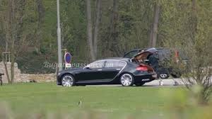 bugatti factory bugatti 16c galibier spotted out u0026 about