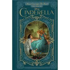 courage kind tale cinderella book shopdisney