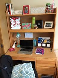 Desktop Hutch Organizer Best 25 Dorm Desk Organization Ideas On Pinterest College Desk