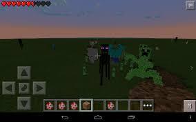 mc pe apk mutant creatures mod mcpe 0 14 3 apk minecraft pe minecraft