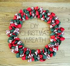 ribbon wreath does the internets diy christmas ribbon wreath