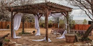 outdoor wedding venues san antonio rustic gardens wedding events center weddings
