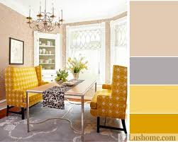 gray and yellow color schemes sunny yellow and brown colors inspired by delicious and healthy