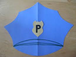 police kids stranger danger badge clipart collection