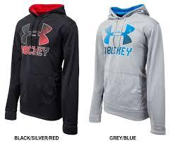 armour sweater armour hockey logo s hoody