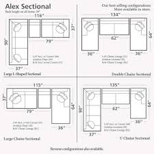 average living room size average living room size inspirations and alexshaped sectional sofa