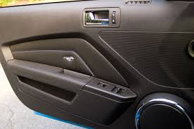 2011 Mustang V6 Interior 2011 Interior Door Panels The Mustang Source Ford Mustang Forums