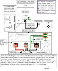 dryer wiring electrical diy chatroom home improvement forum