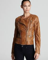 female motorcycle jackets michael michael kors motorcycle leather jacket bloomingdale u0027s