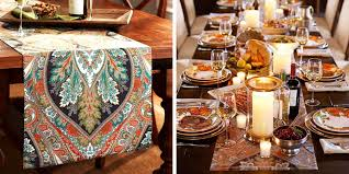 10 best fall tablecloths for 2017 thanksgiving tablecloths and