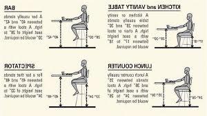 kitchen island stool height home decor alluring counter stool height plus kitchen bar height