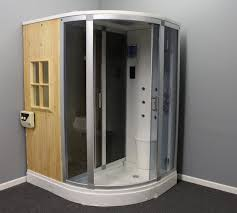 luxury shower room luxury shower room steam shower with built in traditional sauna lb001s