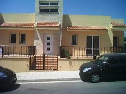 Two Family House For Rent Two Bedroom Unfurnished House At Ormidhia Palourtis Family Real
