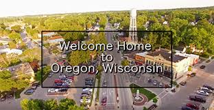 map of oregon wi map oregon area chamber of commerce wi