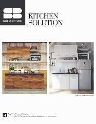 kitchen furniture catalog magalogues sb furniture