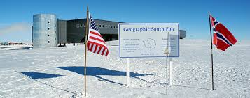 Of The South At The South Pole