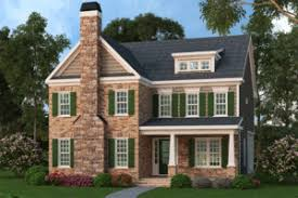 brick colonial house plans colonial house plans dreamhomesource com