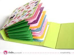 Small Scrapbook Album Mini álbum Fold Scrapbooking U0027sweet Baby U0027 Arte Artesanía Y