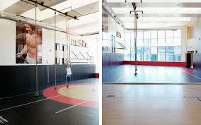 edge wrestling facility