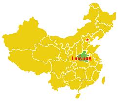 Luoyang China Map by China Ez Tour Luoyang