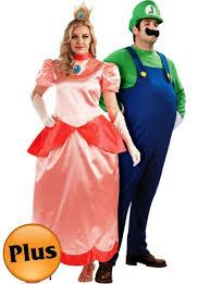 Peach Halloween Costume Size Princess Halloween Costumes