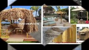 buy thatch patio umbrella bamboo u0026thatching palapa custom